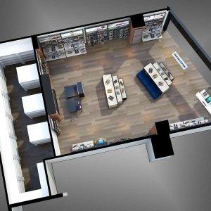 Fountainhead-thiet-ke-noi-that-showroom-skecher-saigon-centre (